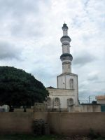 Mosque in Togo by ademmm