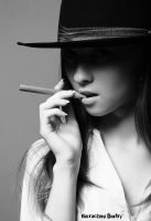 Smoking. No by dmitroza