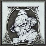 Killer Clown Play Money by hassified