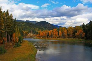 Wide River by MyPhotoParadise