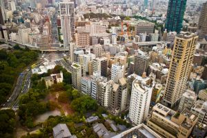 View from Tokyo Tower 2 by MarcAndrePhoto