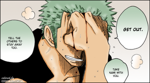 Zoro coloring, SOYS vol.1 (3) by AnnaHiwatari