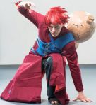 gaara of the sand by xaceofbloodx