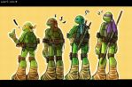 [TMNT] by LeonS-7
