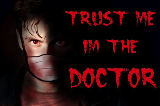 Evil Doctor by lumpingmath