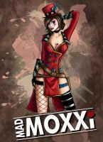 Mad Moxxi Colours by Amy-Hands