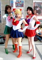 Sailor Moon - LBM '12 by Arasca