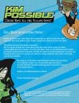 Kim Possible pag 00 by Comiz-INC