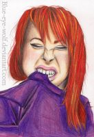 Hayley Williams by expectatinqs