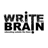 write brain logo black by palindromenoise