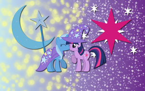 Twixie wallpaper by AliceHumanSacrifice0