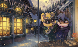 Happy Holidays by Duiker