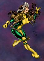 Rogue Sketch Colored by Jay by NewEraStudios