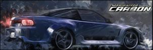 Need For Speed Carbon by xDarkEvilx
