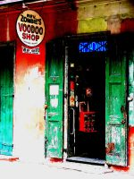 New Orleans - Voodoo Shop by TheHolyOnes