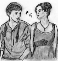 Tom and Emma 2 by anniehermypotter