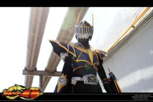 Kamen Rider Ryuki: Knight by Foodtrip