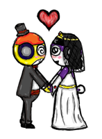 KuluCoro - Wedding Day by Screwed-In-The-Head