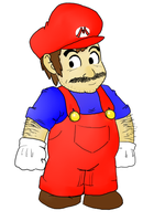 Good Ol Mario by pocket-arsenal