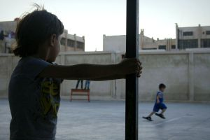 Children of Homs .. Hope to return by MunzerLens