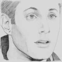 Jensen Ackles drawing by theprophetchuck