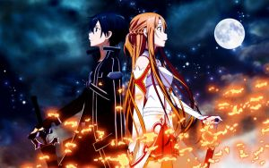 Sword Art Online by OmnislashHearts