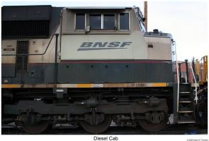 Diesel Cab VII by hunter1828