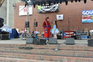 Puerto Rican/Latin Festival, The Funny Side by Miss-Tbones