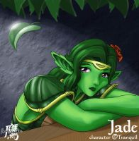 Tranquil's Jade by thelaserhawk