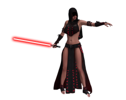 Sith Inquisitor by Zurganus
