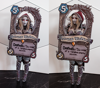 Sylvanas Windrunner - World of Warcraft by Mirakan