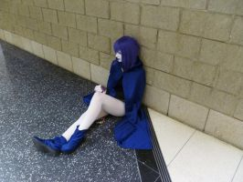 Raven Teen Titans Cosplay by ForAllEternitie