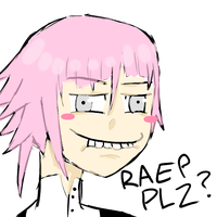 Chrona Raep Face by TOXiC-ToOtHpAsTe