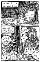 P2 of a 4 page Preview. by LeviSmithArt