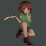 Chara by Dreaming-Witch
