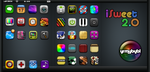 iSweet2: iPhone Theme by yrmybybl