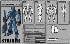 Striker BluePrint by Eddkun