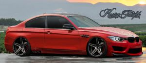 BMW 3Series F30 M3 - KT Edit - by K-KKZ