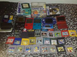 Game Boy Collection by Sega32x