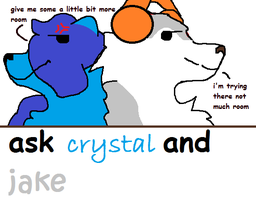 ask crystal and jake by crystalwolfahlpa50