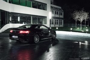 20140814 Mb S563AMGcoupe Epicsneakdrive 019 M by mystic-darkness