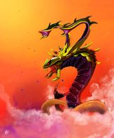 venomancer character by TGnow
