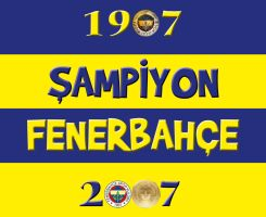 FENERBAHCE by piredesign