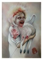 Mary 'HAD' a little lamb. by imagist