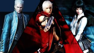 Devil May Cry 3 by NaughtyBoy83