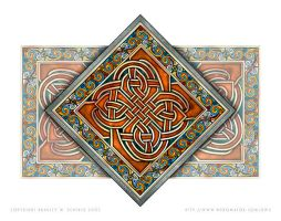 Celtic Panel Design by BWS