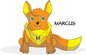 Marcus The Eevee by Artooinst
