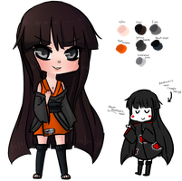 Miori's new design by vodkatan
