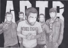 ADTR-  a day to remember by AdiLohrey18