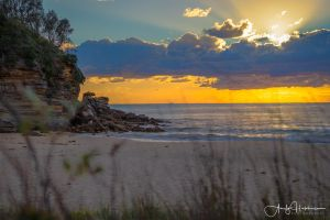 Narrawallee Beach by andyhutchinson